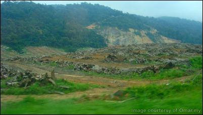 Berada dalam daerah Tampin  (Route Exit: Tampin)